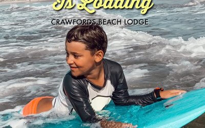 December Summer Holidays at Crawfords Beach Lodge  2019/2020